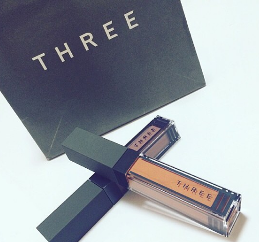 three gloss