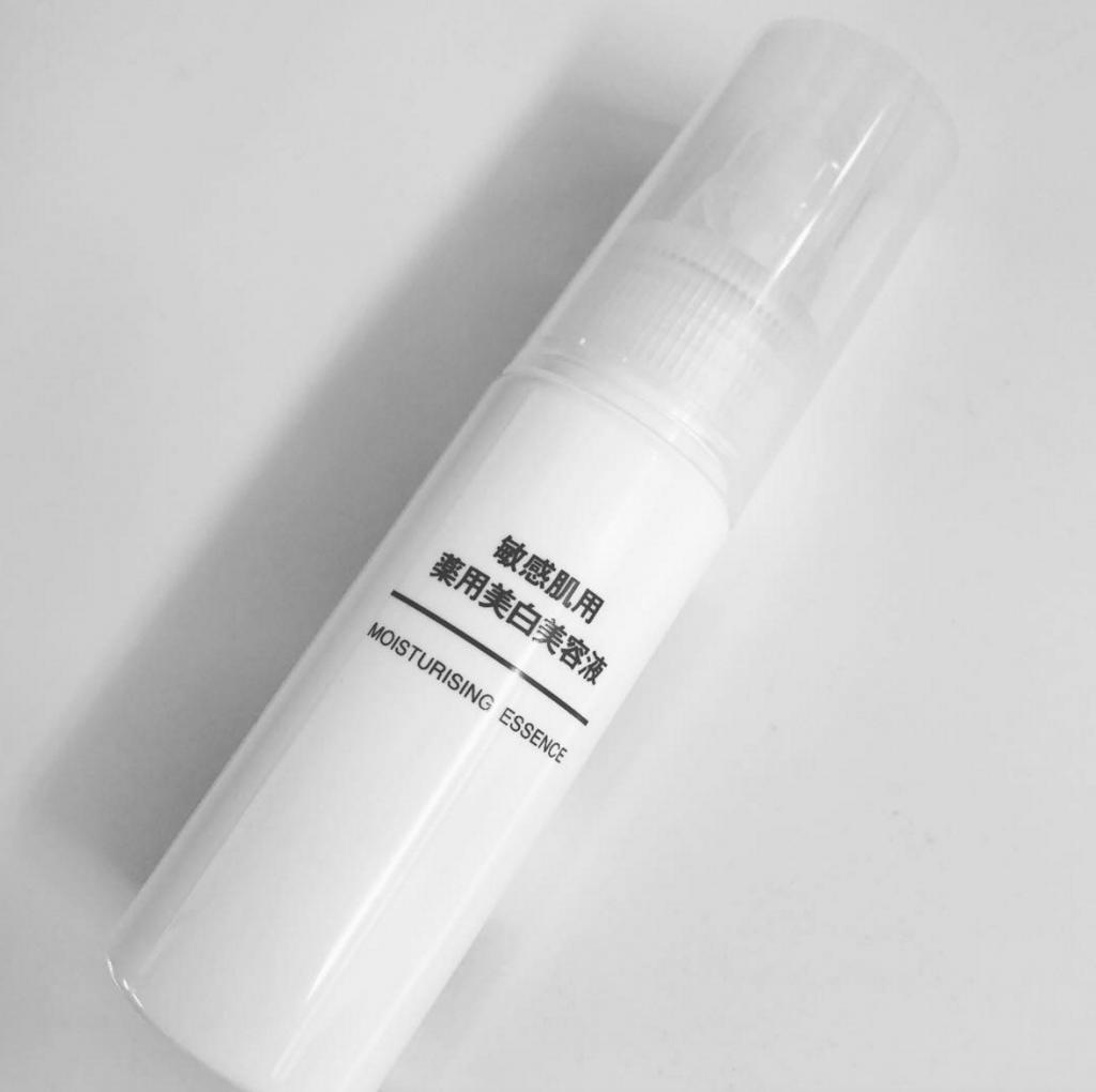 LDKがシミ予防効果1位にした無印良品 敏感肌用 薬用美白美容液の口コミは?